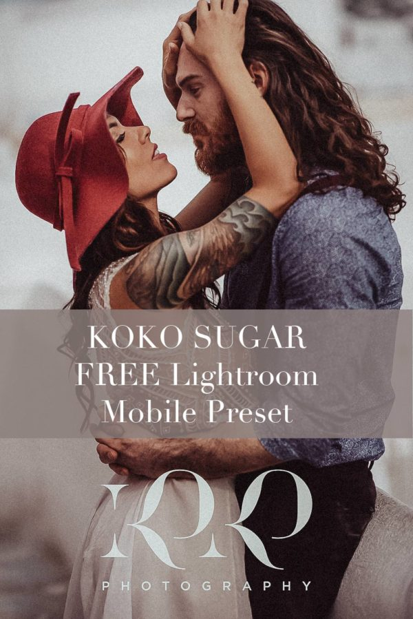koko free lightroom preset