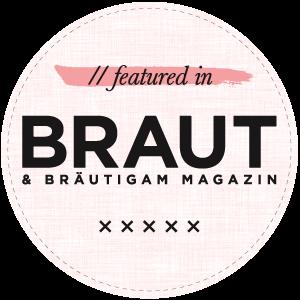 BRAUT Magazin – Printausgabe