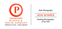 corporate wire Munich and south Germany prestige awards wedding photographer